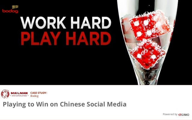CASE STUDY: Bodog Playing to Win on Chinese Social Media Powered by