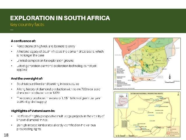 Botswana Diamonds plc Sept 2018 corporate presentation