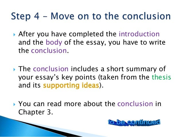 essay writing for beginners part  8