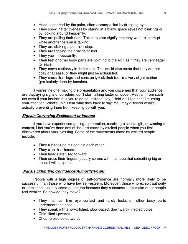 flirting moves that work body language examples pdf template pdf