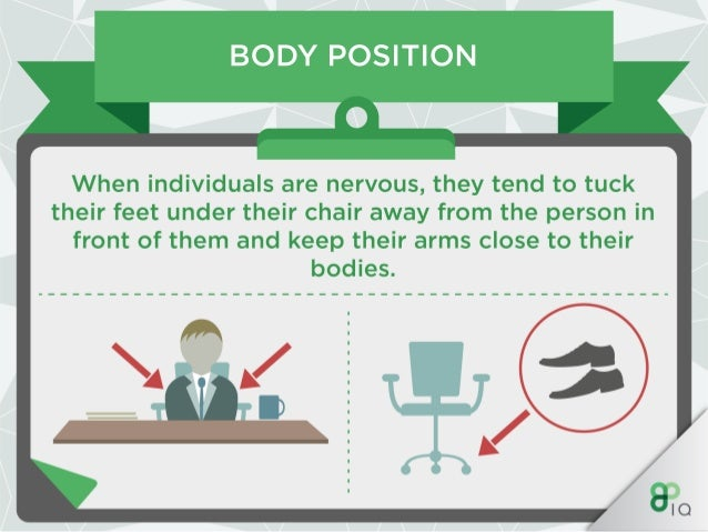BODY POSITION —0_  Keep your posture open.  Aligning your shoulders with those of the person who you are talking with.