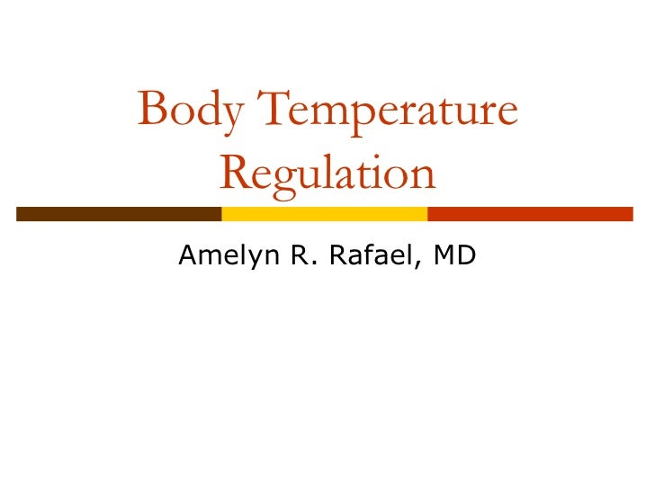 the temperature regulation in animals Maintenance of a constant internal body temperature independent of the environmental temperature thermoregulation in humans is effected through metabolic activity and sweating.