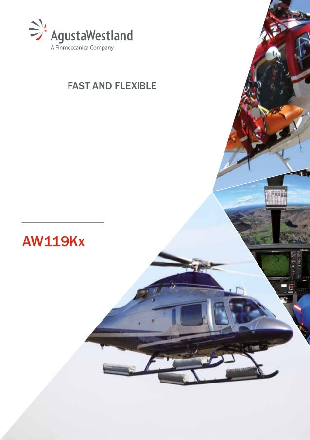 FAST AND FLEXIBLE AW119Kx