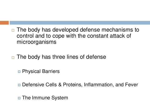Body Defense Mechanism