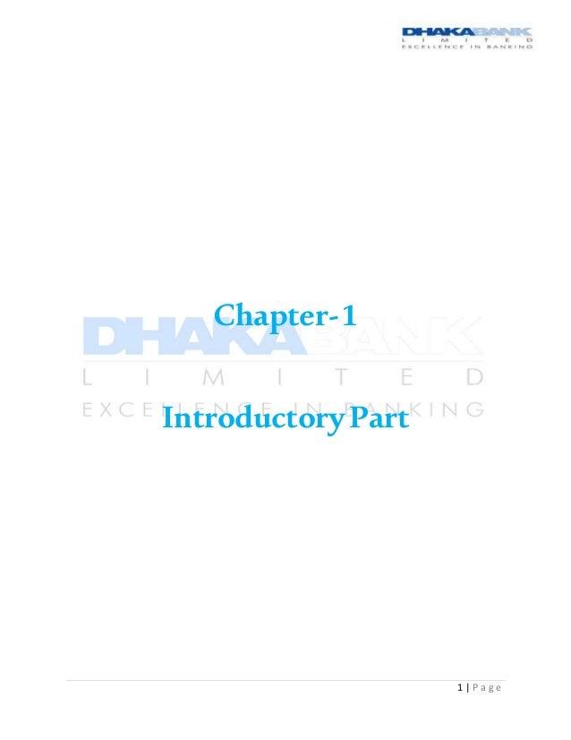 Internship Report On