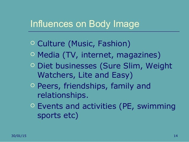 Argumentative essay helper body image media