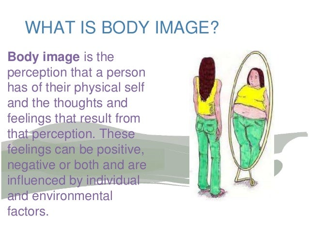 essay on body image and media