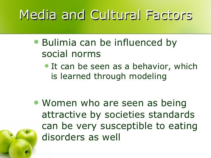 are eating disorders culture bound Are adolescents and young females from western cultures the only sufferers of bulimia nervosa  are eating disorders culture-bound syndromes.