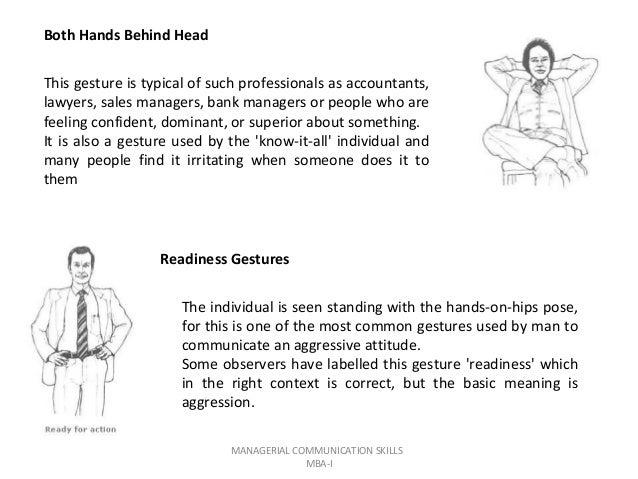 how to change body language