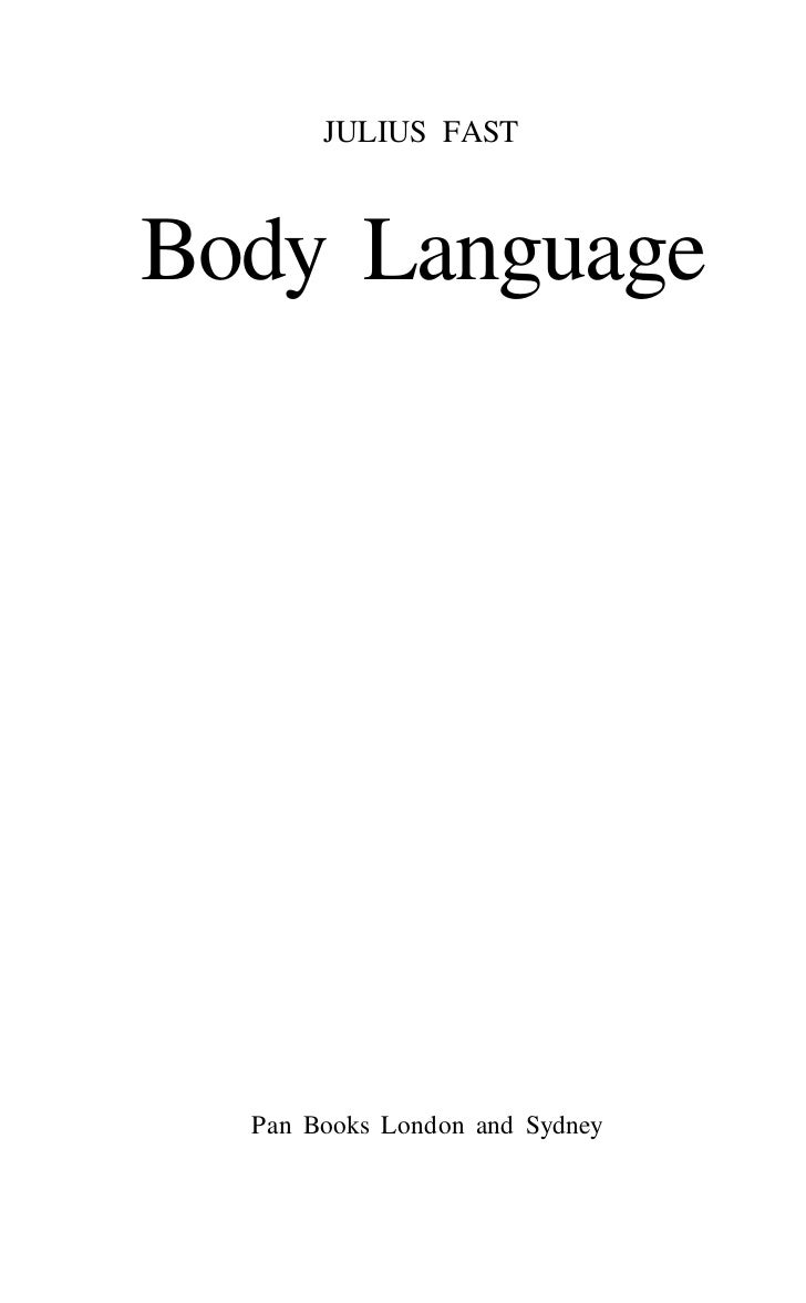 essay on body language and communication body language signs and ...