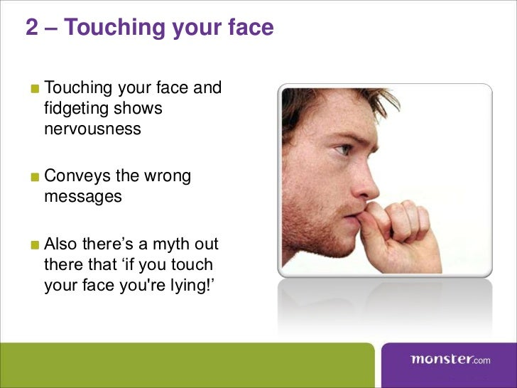 facial body language