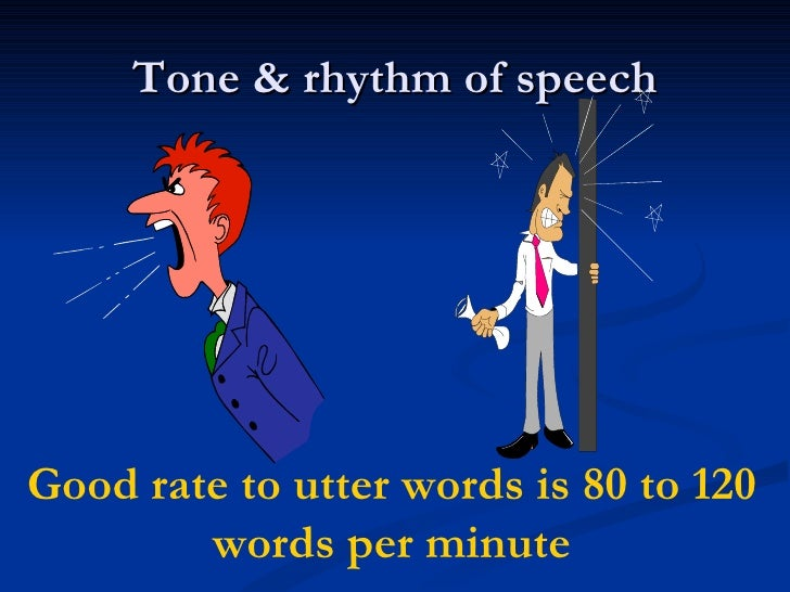Speeches writing service how many words per minute