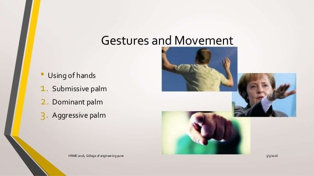 a report on gestures and the human body language We all use gestures they are the extra language we employ when words fail  and occasionally other body parts to insult,  bodytalk: the meaning of human gestures.