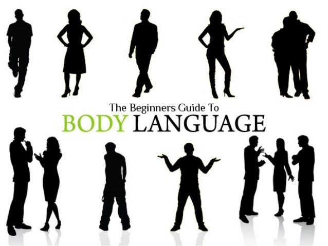 """• Body language is nonverbal communication that involves body movement. • """"Gesturing"""" can also be termed as body language ..."""