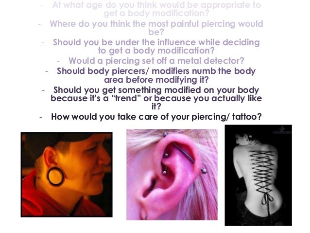 Body modification for How do you take care of a tattoo
