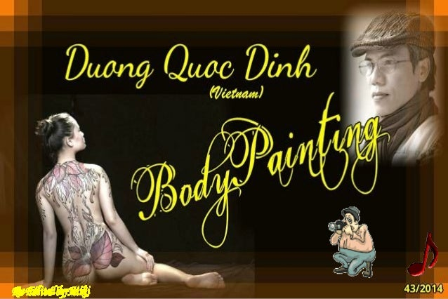 Body painting   vietnam (sc)