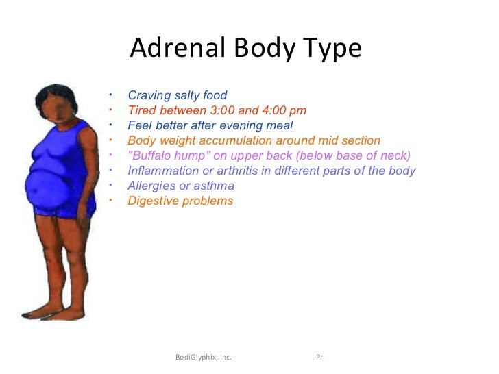 Weight Loss for the Adrenal Body Type
