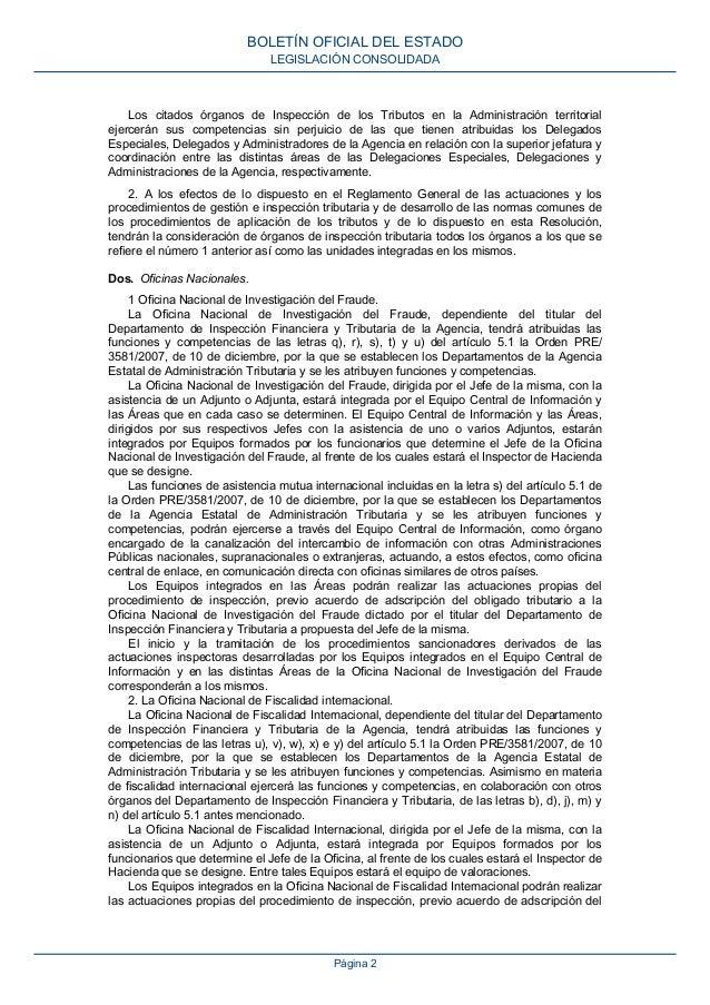 Oficina fiscalidad internacional for Oficina nacional de gestion tributaria
