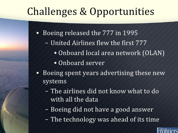 boeing case analysis Boeing-rocketdyne (hereafter br) is the major us manufacturer of liquid- fueled rocket engines it was formed when boeing bought out the aerospace  entities.