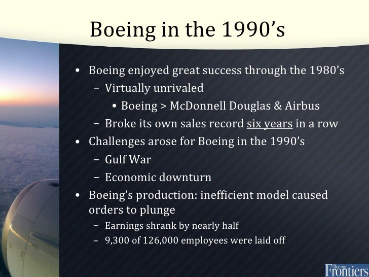 boeing s e enabled advantage case study Case studies white papers  the challenge of innovation in highly complex projects what can we learn form boeing's dreamliner experience.