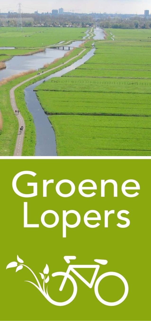 Groene Lopers
