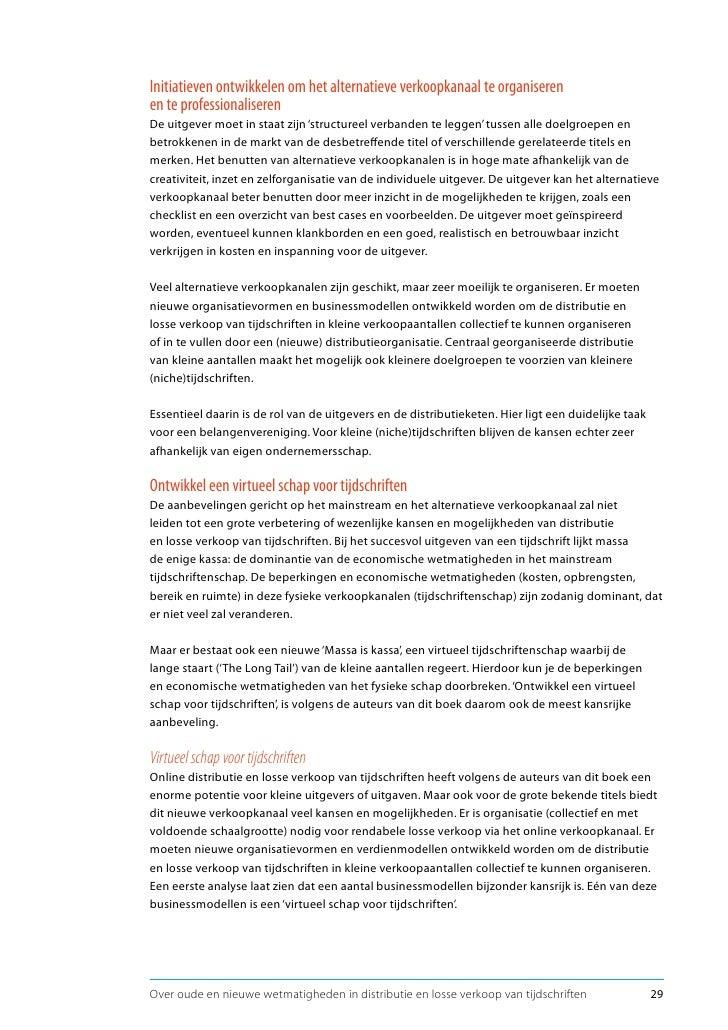 Enkele kenmerken van het virtuele tijdschriftenschap: -   het virtuele tijdschriftenschap is een oneindig groot schap voor...