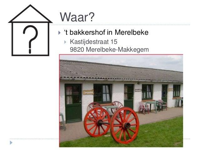 Afbeeldingsresultaat voor bakkershof merelbeke