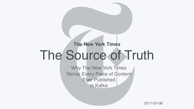 Image result for new york times truth