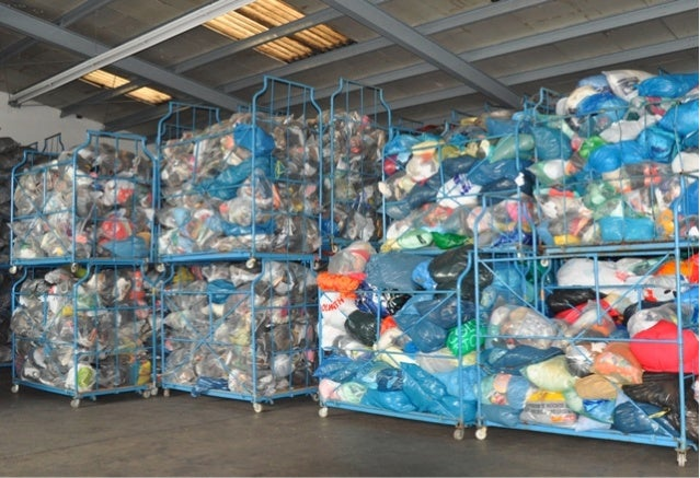 Boex Germany - Used Shoes and Used Clothing Wholesale
