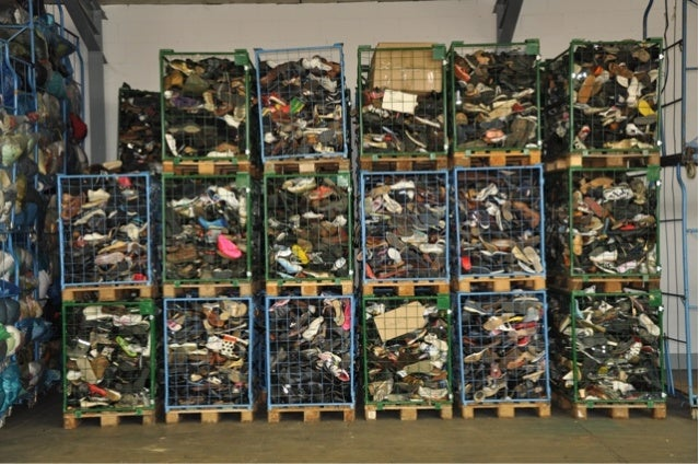 Boex Germany - Used Shoes