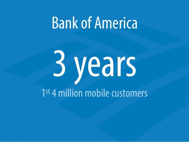 bank of america case study Competitive analysis and bank of america's turn  same was the case with  banking sector as people had no time to visit their banks and.