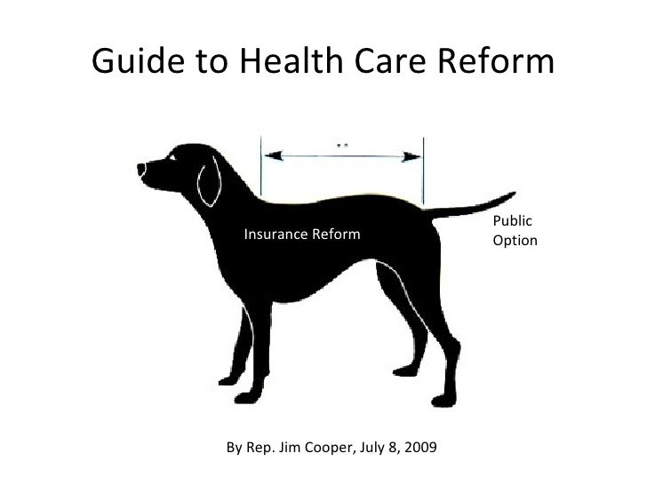 Guide to Health Care Reform                                             Public          Insurance Reform                 O...