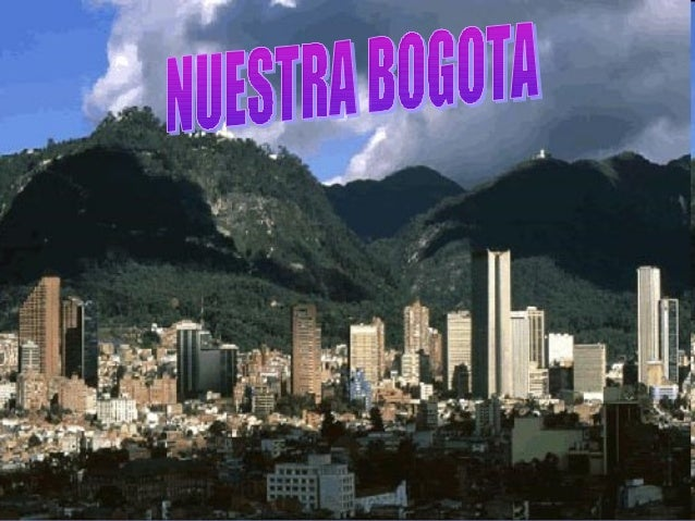  Bogotá fue fundadaBogotá fue fundada el 6 de agosto deel 6 de agosto de 15381538  BOGOTÁ CELEBRABOGOTÁ CELEBRA SUS 472 ...