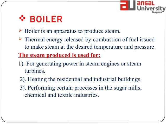 Boiler(Introduction,classification and it\'s types) by sujan kharel