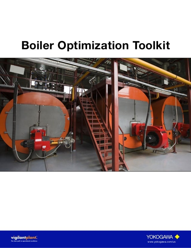 www.yokogawa.com/us Boiler Optimization Toolkit