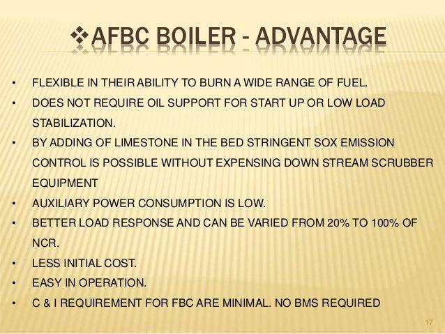 Afbc Boiler Operation Manual - Expert User Guide •