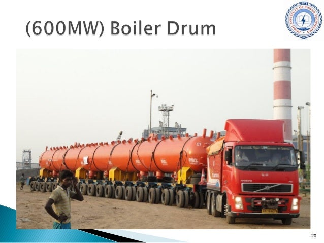 Boiler Drum And Its Internals