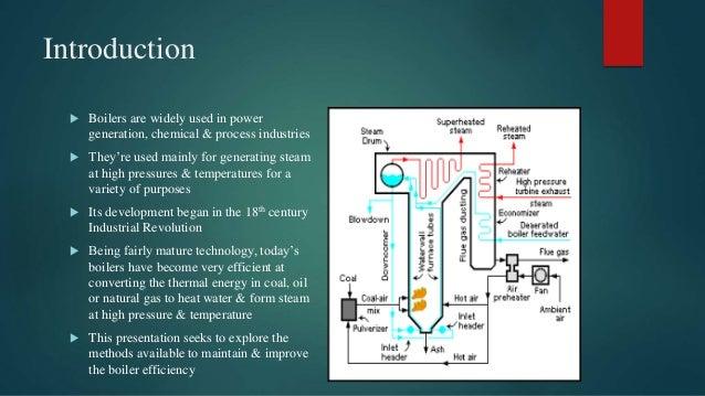 Thermal Power Plant Boiler Efficiency Improvement