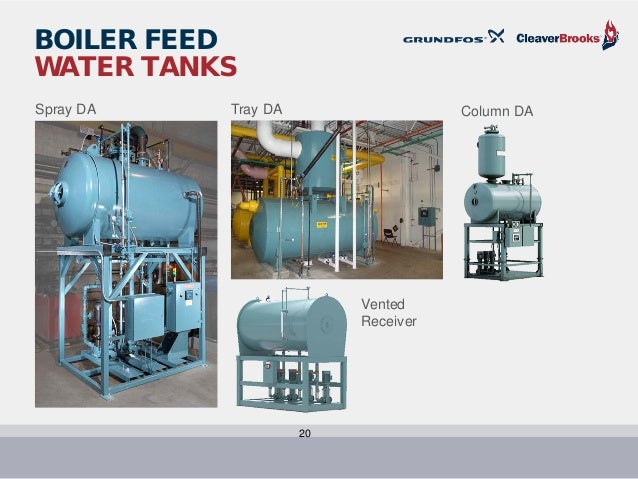 Boiler Water Column ~ Boiler feed and pump sizing c b grundfos july