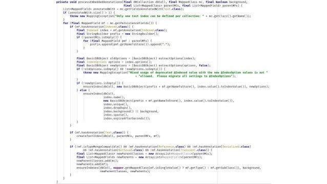 Is boilerplate code really so bad? Slide 3