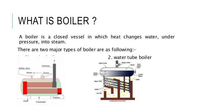 Boiler pptx