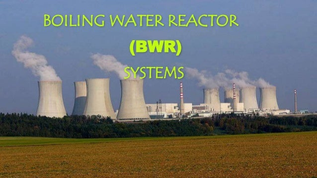 TAK BOILING WATER REACTOR (BWR) SYSTEMS