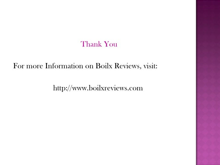 Boilx Reviews