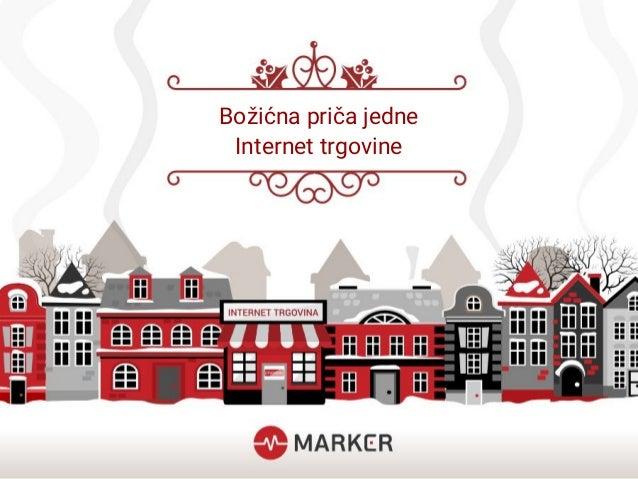 Božićna priča jedne Internet trgovine