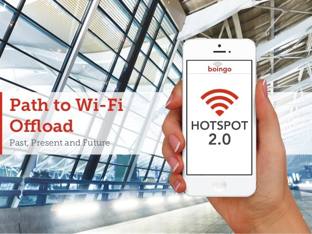 Path to Wi-Fi Offload Past, Present and Future