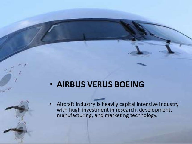 airbus v s boing Airbus versus boeing revisited: international competition in the aircraft market douglas a irwin and nina pavcnik department of economics dartmouth college.