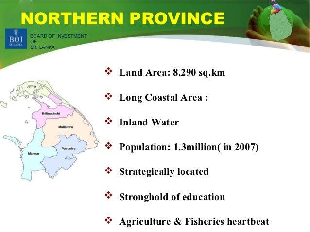 Boi northern investment in sri lanka Slide 2
