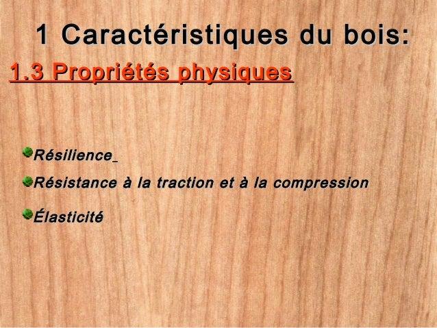 Caractéristique Du Bois > Bois 02