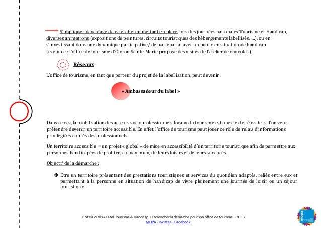 Mopa boite a outils accessibilit tourisme et handicap - Office de tourisme de correncon en vercors ...