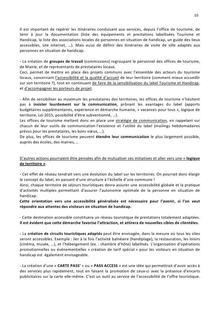 Boite outils mopa pour les offices de tourisme labellisation tour - Office de tourisme emploi ...